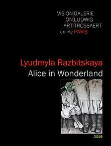 Cover - Lyudmyla Razbitskaya - Alice in