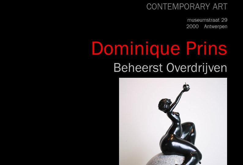 Dominique Prins - Beheerst Overdrijven - 2015