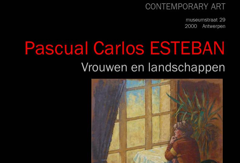 Carlos Esteban - Vrouwen en Landschappen - 2013