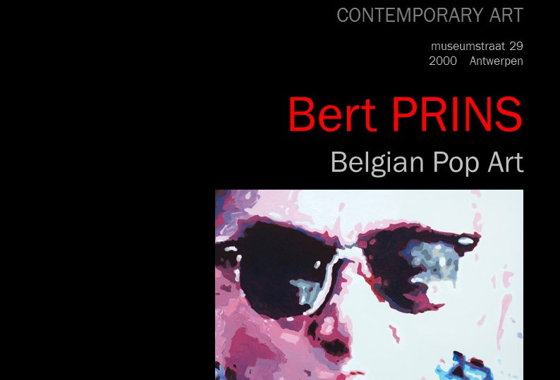 Bert Prins - Belgian Pop-Art I