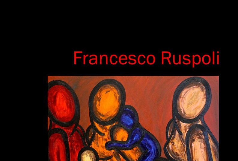 Francesco Ruspoli in Galerie Ludwig Trossaert London - 2017