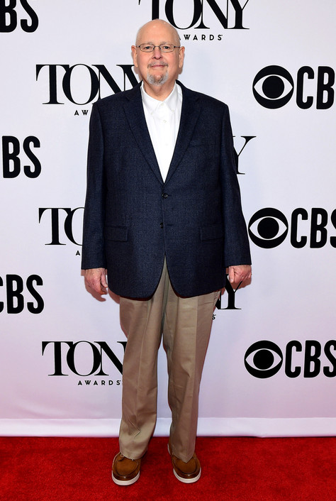 TONY Honors Joseph Blakely Forbes for Excellence in Theatre - Press Junket