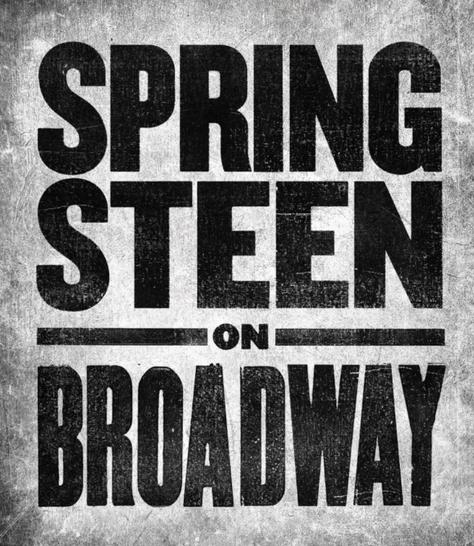 """Springsteen on Broadway"""