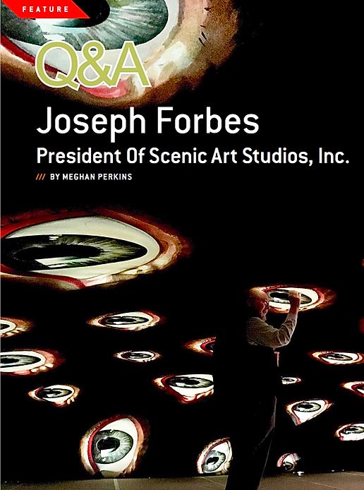Joseph Forbes - Scenic Art Studios