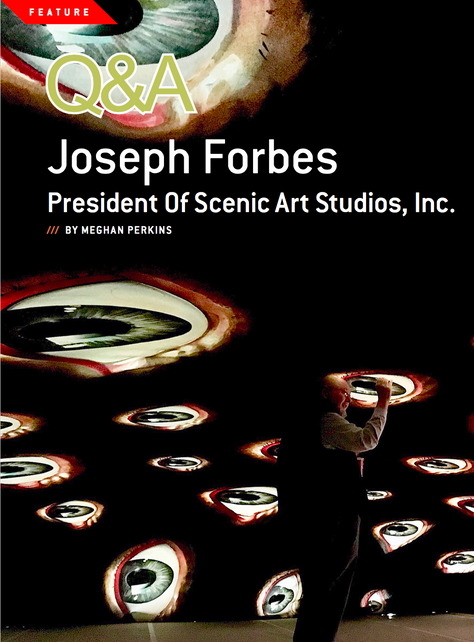 Live Designs Q&A with Joseph Forbes