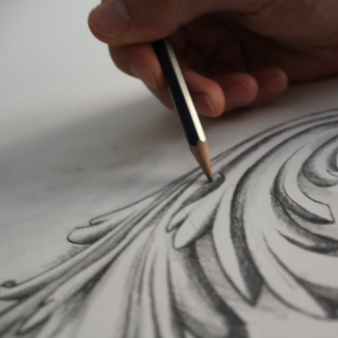 Drawing Architectural Ornaments