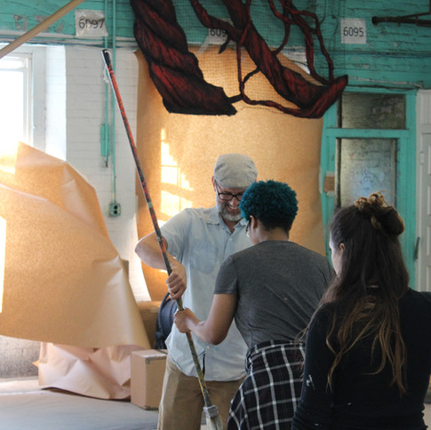 Studio and Forum of Scenic Arts