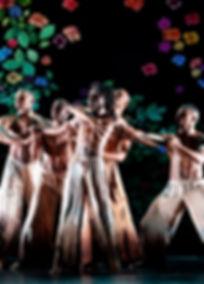 Alvin Ailey American Dance Theater in Ja