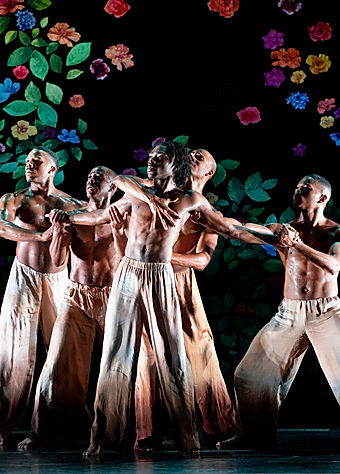 Alvin Ailey American Dance Theater in Ja
