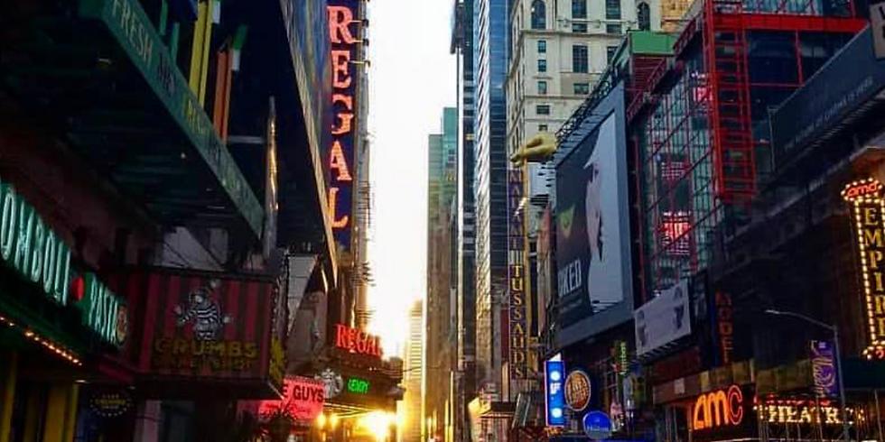 FREELANCING IN NEW YORK