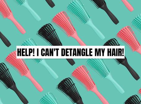 How to Detangle you Natural Hair