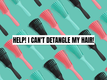 How to Detangle you Natural Hair