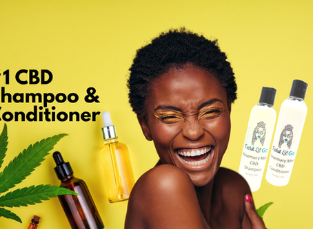 Benefits of CBD shampoos and conditioners