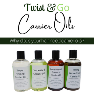 Pure Carrier Oils
