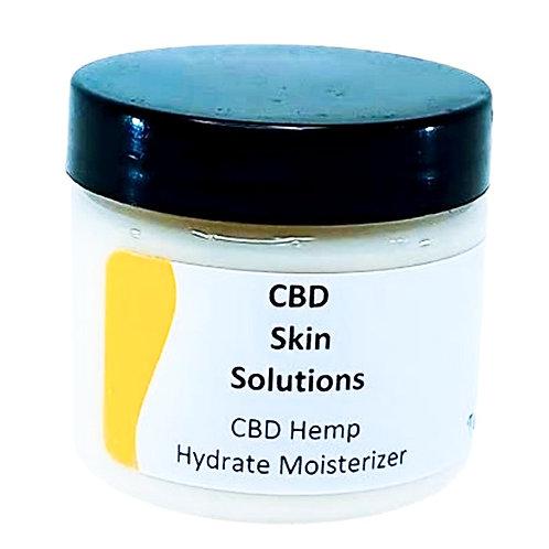 CBD Skin Solutions Hemp Moisturizer
