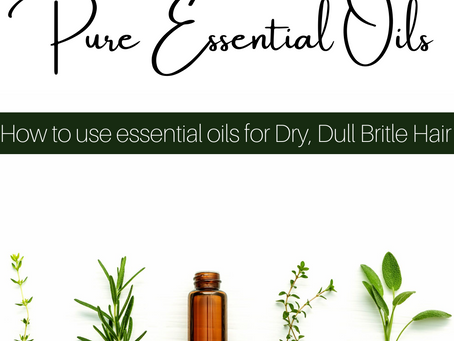 What essential oils should I use for Natural Hair?