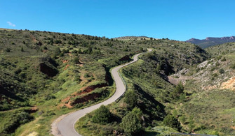 Carretera Gea de Albarracín
