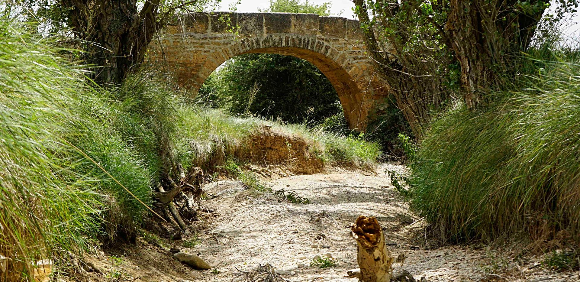 Puente medieval / Medieval bridge