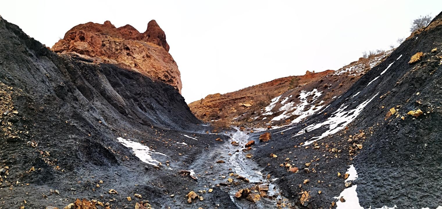 Valle desolado - Desolated valley