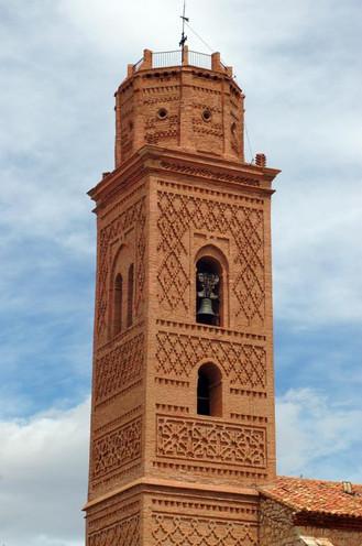 Torre de San Pedro - Romanos