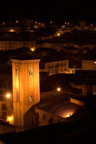 Torre Mudéjar de Santo Domingo - Daroca.