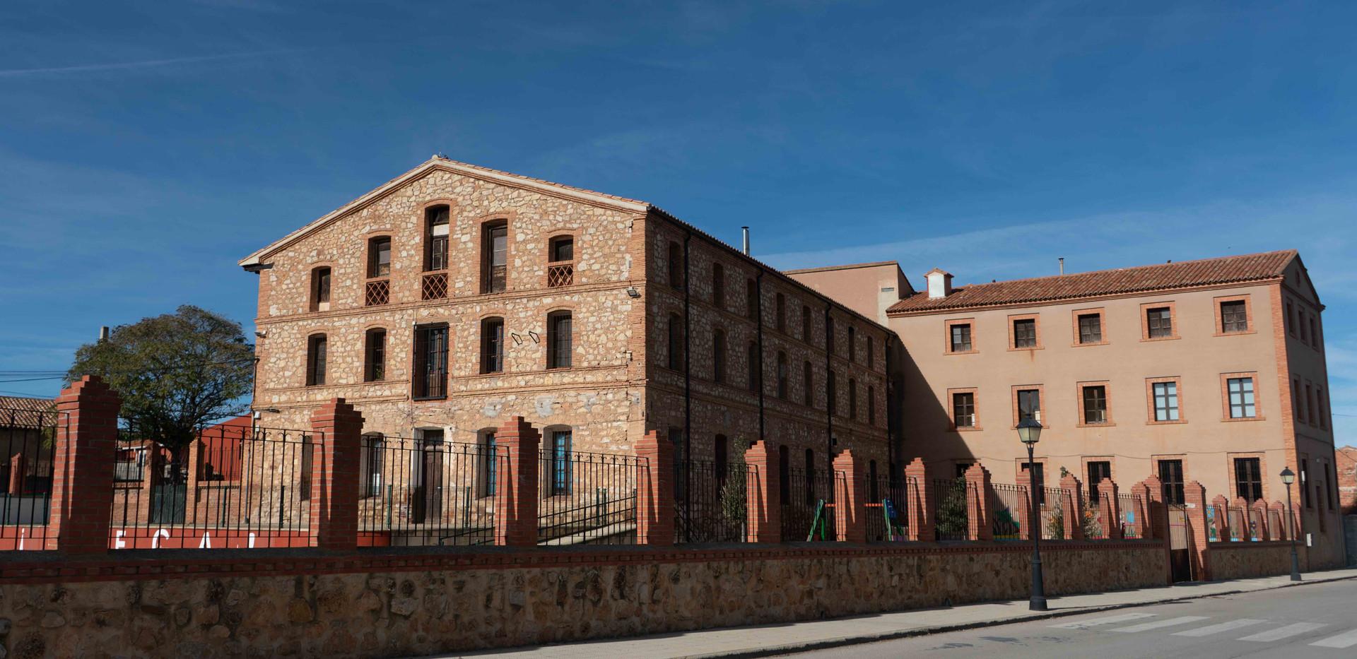 Antiguio colegio principios de S XIX / College early 20th century