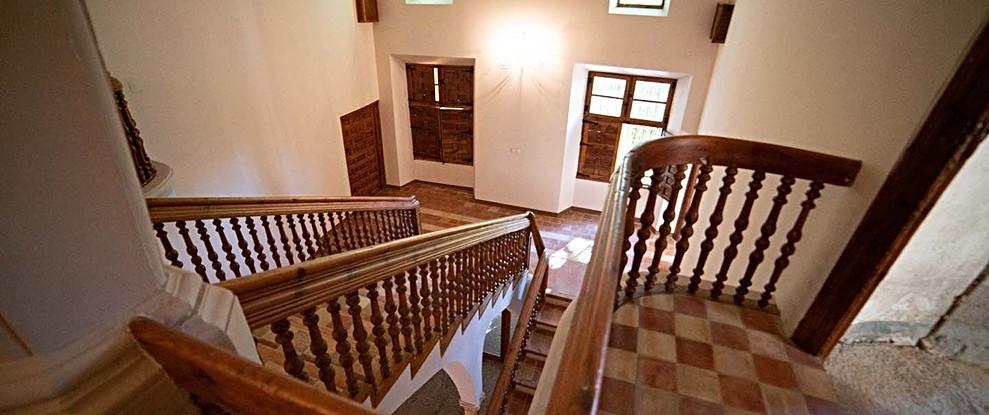 Escaleras S XVII / 17th century stairs