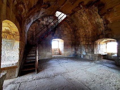 Torre Medieval Interior