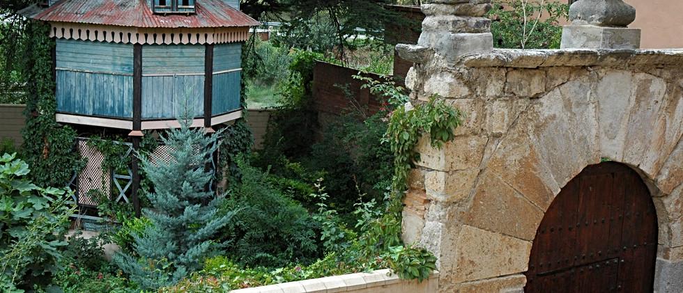 Jardín botánico siglo XIX / 19th century botanical garden