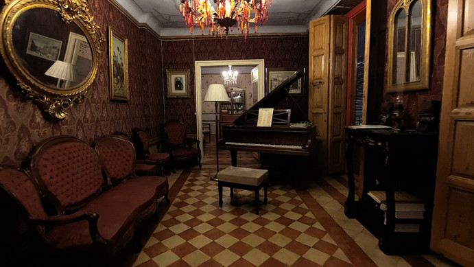 Casa solariega siglo XVIII