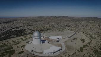Observatorio astrofísico Javalambre