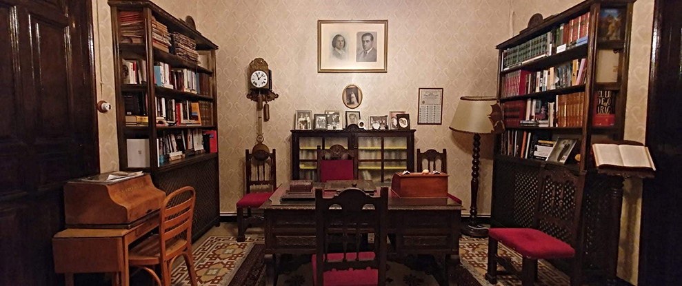 Despacho años 50 / 50's office