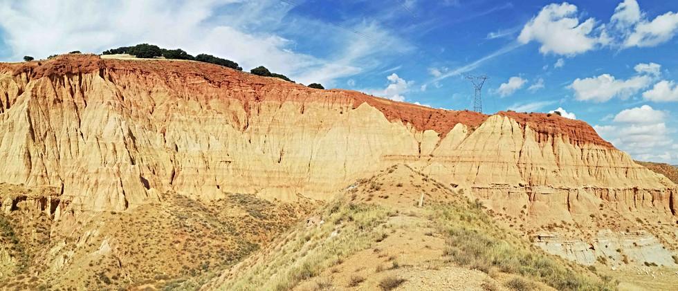 Montaña arcillosa / Red mountain