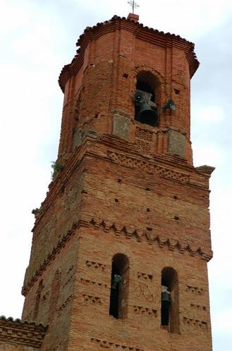 Torre de San Miguel - Villarreal de Huerva.