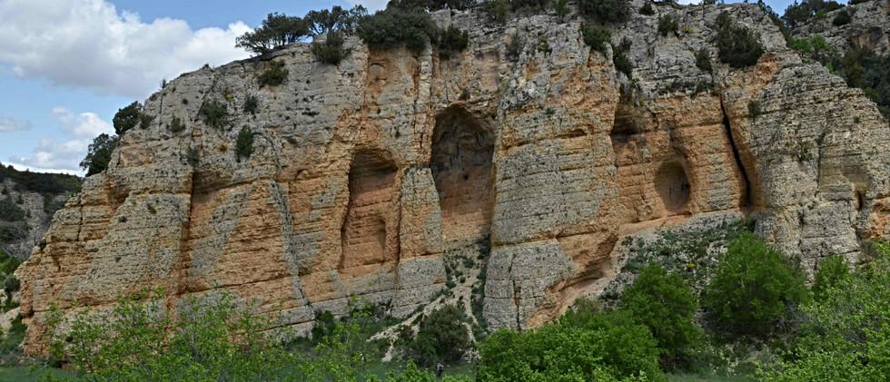 Barranco / Rock mountains