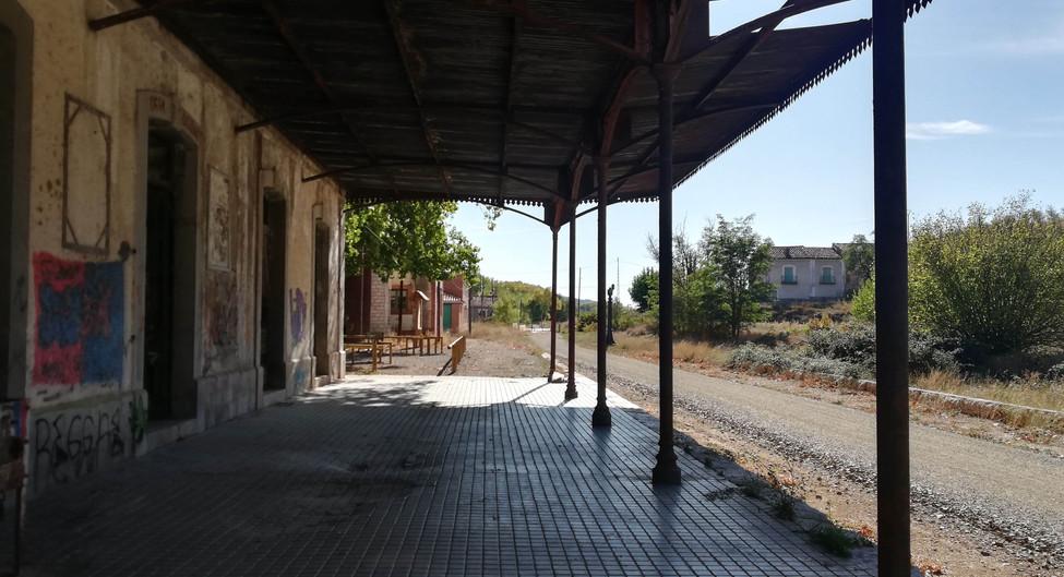 Estación Tren / Train station