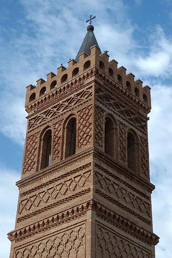 Torre mudéjar de Herrera de los Navarros