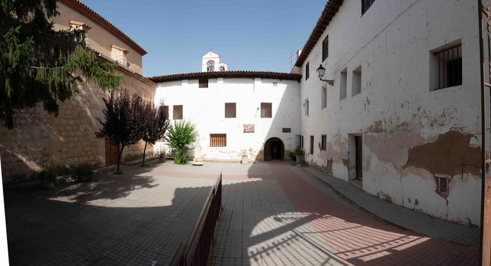 Entrada convento / Convent