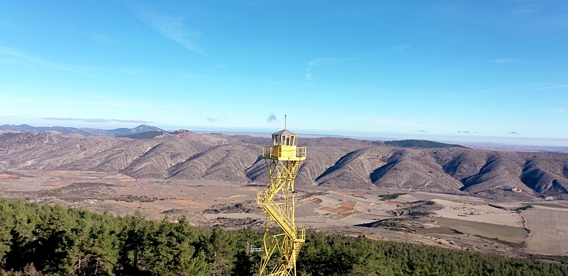 Torre incendios / Fire tower