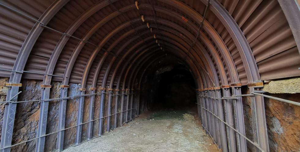 Túnel - Tunnel
