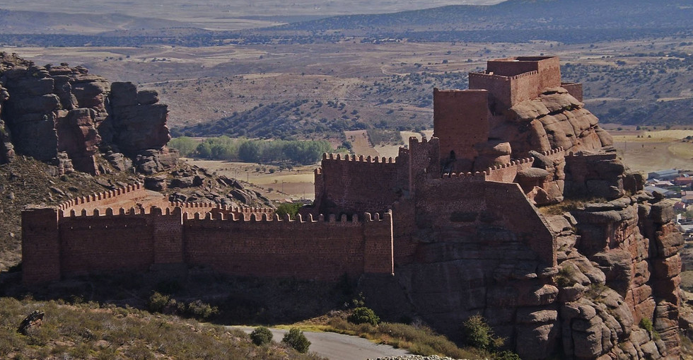 Rueda en Teruel-Shoot in Teruel- Peracense