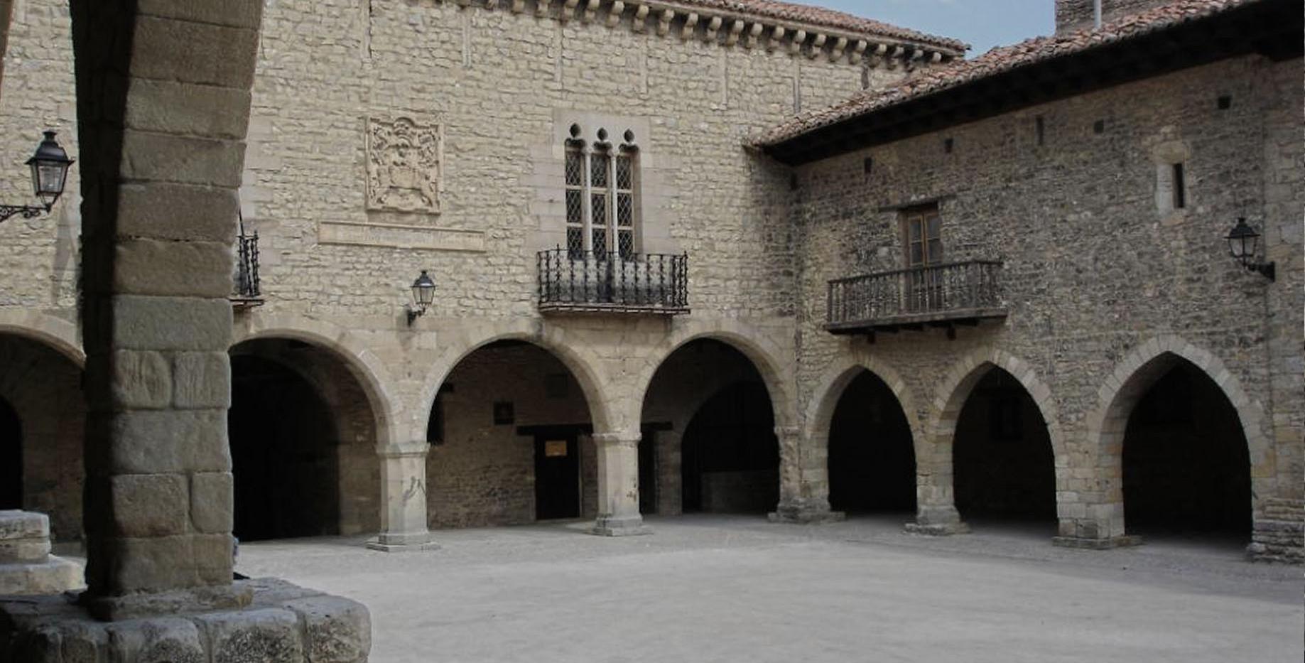 Rueda en Teruel-Shoot in Teruel- Cantavieja
