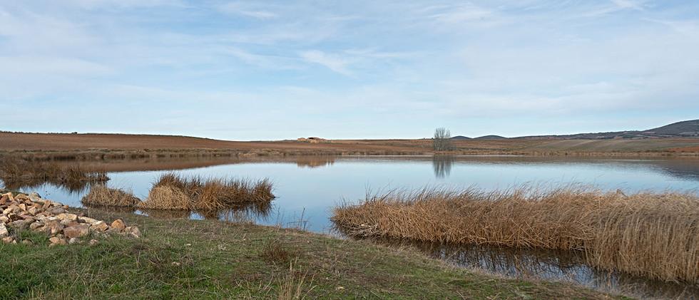 Laguna / Salt lagoon