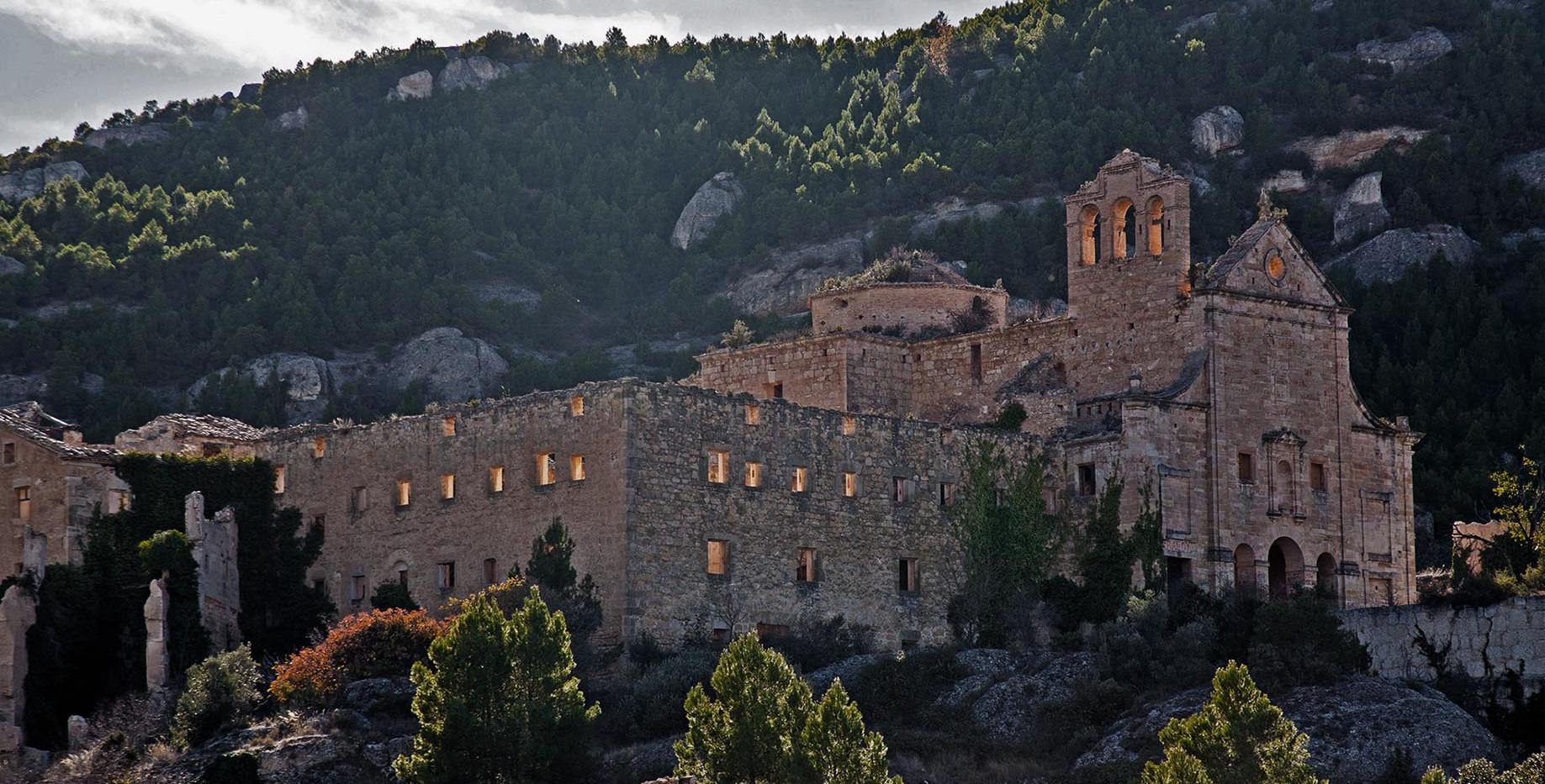 Rueda en Teruel-Shoot in Teruel- Calanda