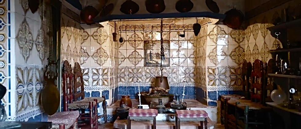 Cocina Siglo XVI / 16th Kitchen