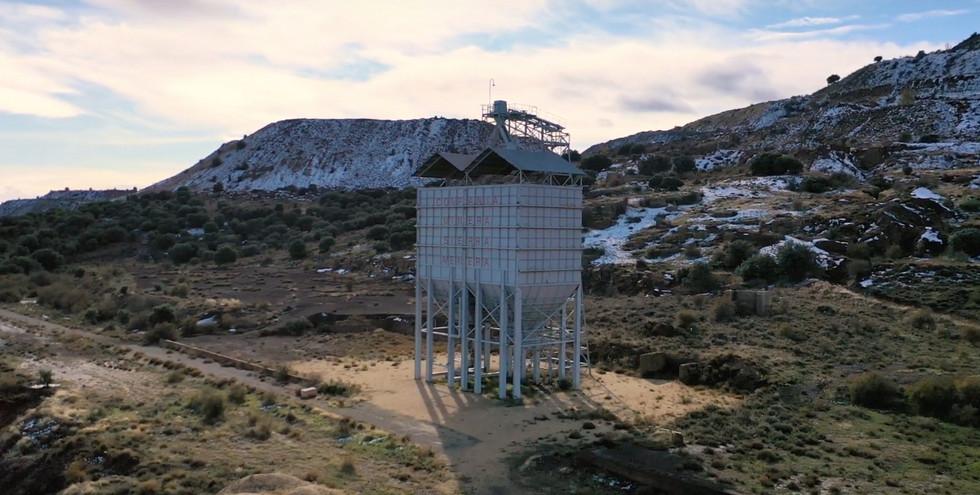 Silo minero / Mine silo
