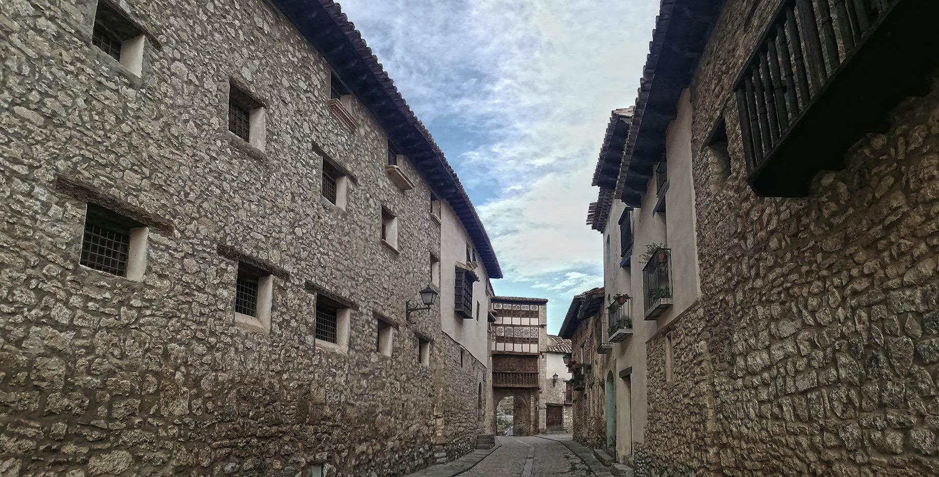 Rueda en Teruel-Shoot in Teruel- Mirambel