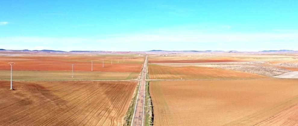 Carretera infinita / Infinite road