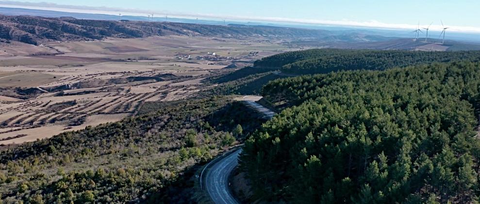 Carretera de montaña / Mountain road