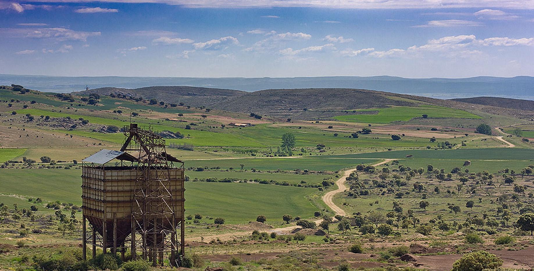 Rueda en Teruel-Shoot in Teruel- Ojos Negros